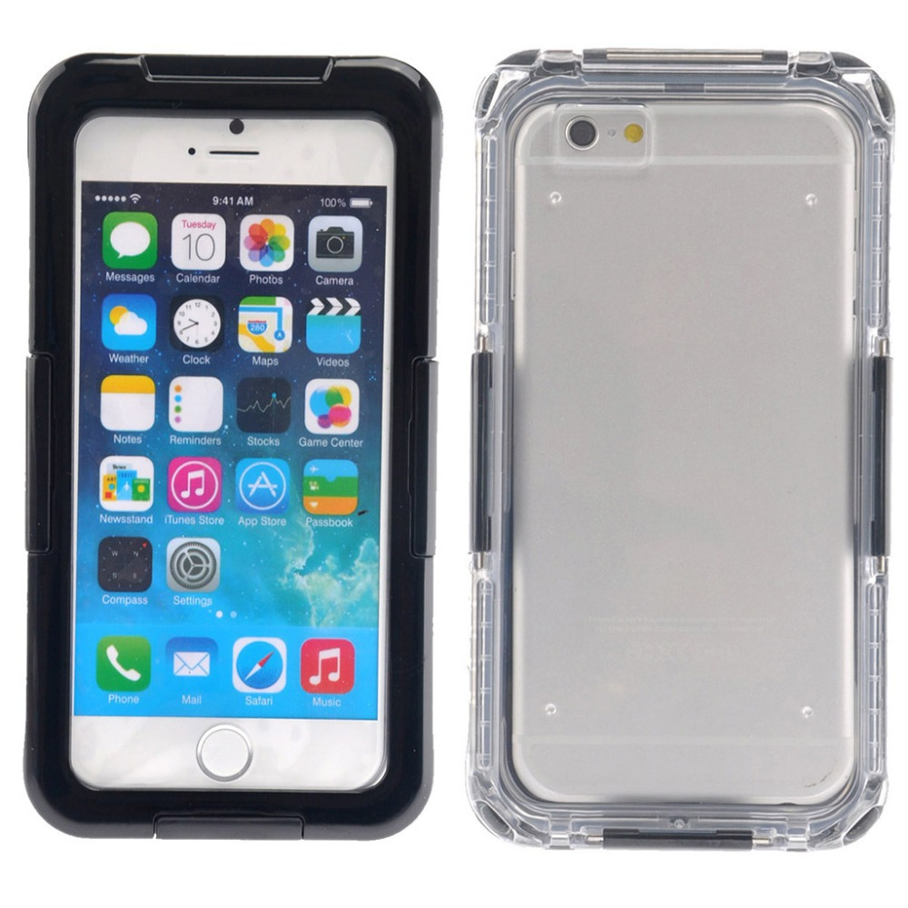 """Brand Link Dream Diving Swimming Waterproof Shockproof Dirt Snow Proof Dust Proof Durable Cover Case For iPhone6 4.7""""(China (Mainland))"""