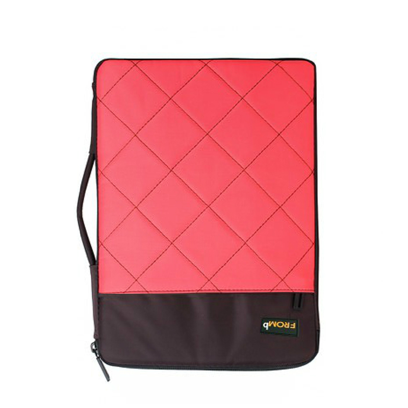 Multi-Pocket Zipper Storage Bag Tablet PC Padded Pouch Bags Travel Bag For Ipad(China (Mainland))