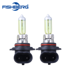 Buy 2 X HB4/9006 12V Yellow 55W Xenon Gas Halogen 12V Car Fog Lights Lamp 3000~3500K Fog Light Ford for $3.66 in AliExpress store