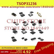 Integrated Circuits Types TSOP31236 3V PH.MODULE 36KHZ S.VIEW 31236 - Chips Store store