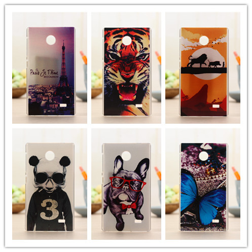 New Arrival Fashion Painted Cover Case For Nokia X A110 Mibile Phone Hard Plastic Protective Back Cases PY(China (Mainland))