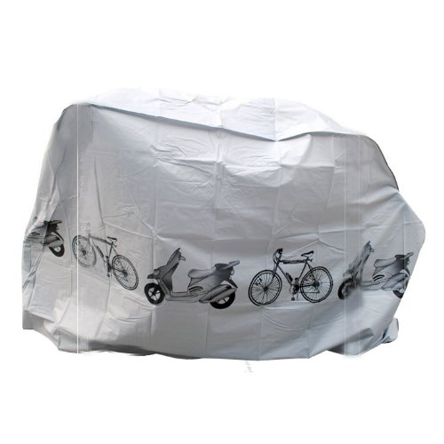 SZS Hot Bike Bicycle Cycling Rain And Dust Protector Cover Waterproof Protection Garage(China (Mainland))