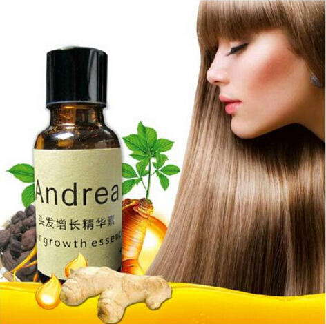 New Arrival Andrea Hair Growth Products Ginger oil Hair Growth Faster Grow Hair Ginger Shampoo Stop Hair Loss(China (Mainland))
