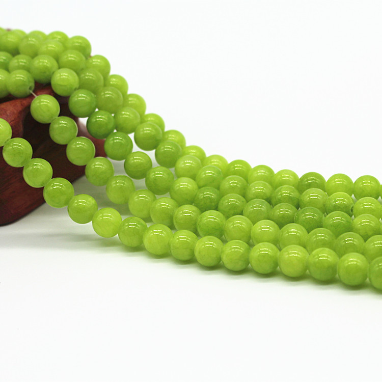 6 8 10mm Natural Stones Beads Perline Colorate Piedras Naturales Jewelry Parts Crafts Materials For Making Jewelry Diy Crafts(China (Mainland))