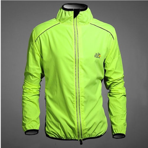 HOT Cycling Clothing Bike Bicycle Ultra-thin Windbreaker Jacket UV Protection Cycling Jacket Raincoat CC9016