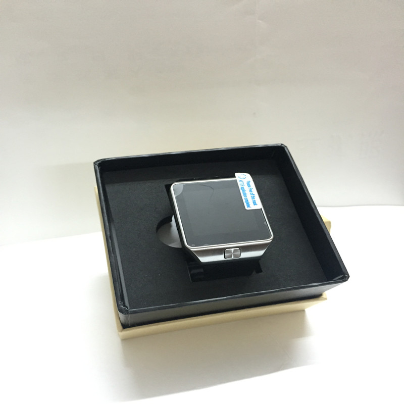 bluetooth smart watch dz09 for Apple Ios Samsung android phone support SMI TF men wristwatch pk