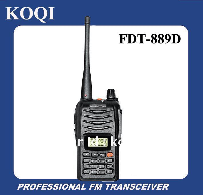 2012 Hot Selling Cheap vhf radio 136-174mhz (FDT-889D)(China (Mainland))