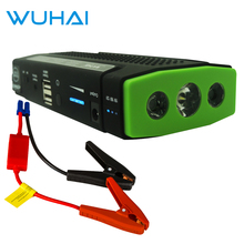WUHAI Super Car Jump Starter Auto Engine EPS Emergency Start Battery Source Laptop Portable Charger Mobile Phone Power Bank