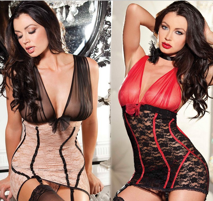 New Hot Ladies Sexy Underwear Body Lingerie Erotic Costumes Sex Clothes For Women S-XXL Plus Size Freeshipping(China (Mainland))