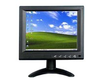 8″ Stand car VGA Touch Screen Monitor(Touch/AV/VGA)