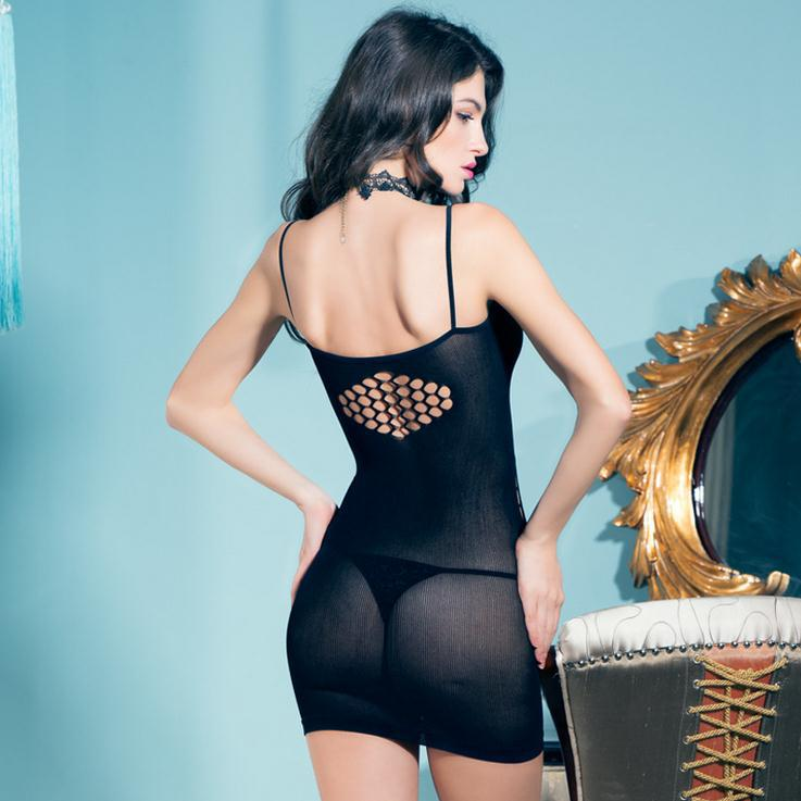Wholesale & Retail The new Europe and the United States appeal underwear sexy pajamas Packet buttock suits Sexy lingerie XXXL