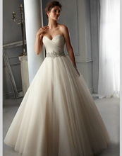 Buy Tulle Ball Gown Beaded Simple Cheap Wedding Dresses 2016 Made China Sexy Backless Wedding Gown Bridal Dress Vestidos de noiva for $190.00 in AliExpress store