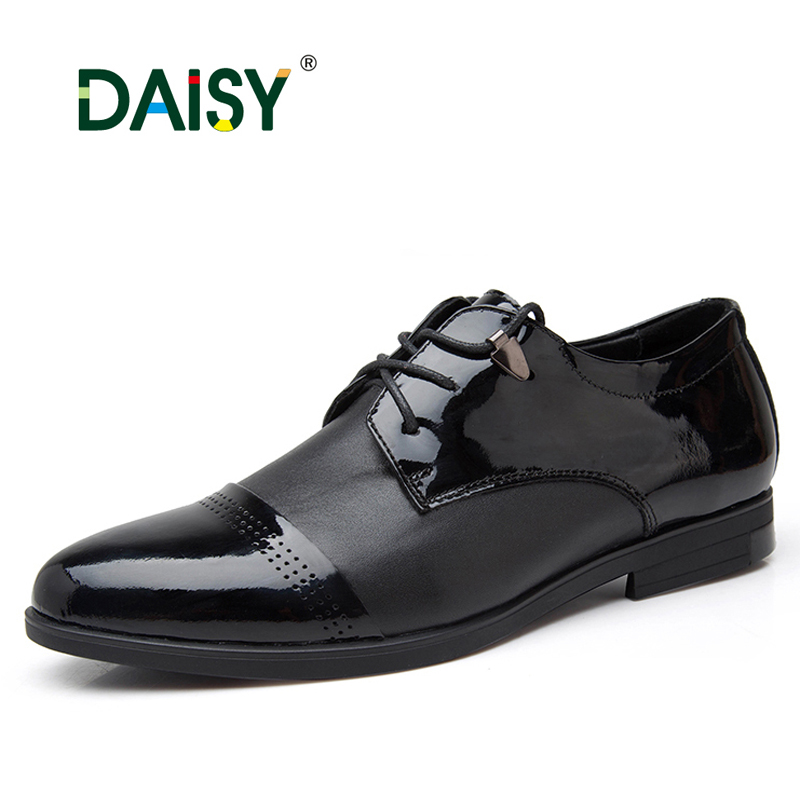 handmade genuine leather dress shoes top quality