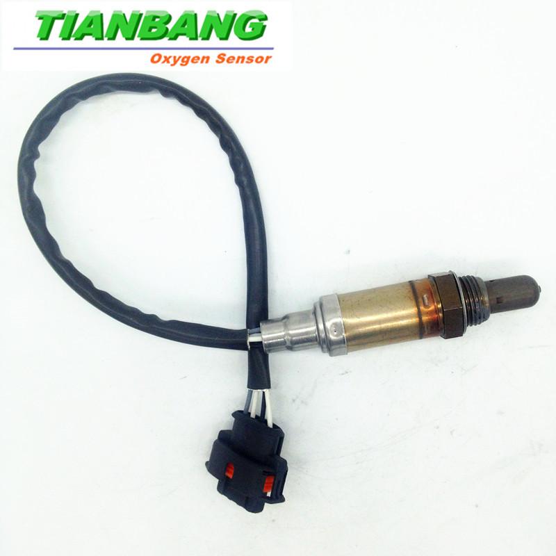 Free Shipping! 4 wire Lambda Probe Oxygen Sensor for BUICK CADILLAC PONTIAC SAAB SATURN OE#: 234-4821 2344821(China (Mainland))