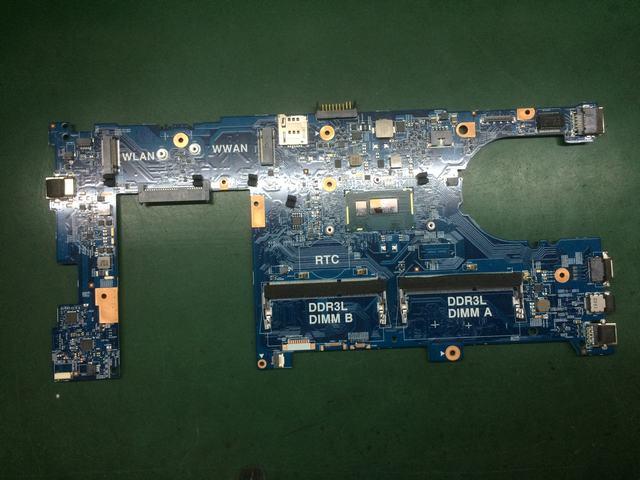 For Dell System Board (Motherboard) Celeron 1.4GHz (2957U) with CPU for Latitude 3440 (Refurbished) Mfr P/N 0X13HJ