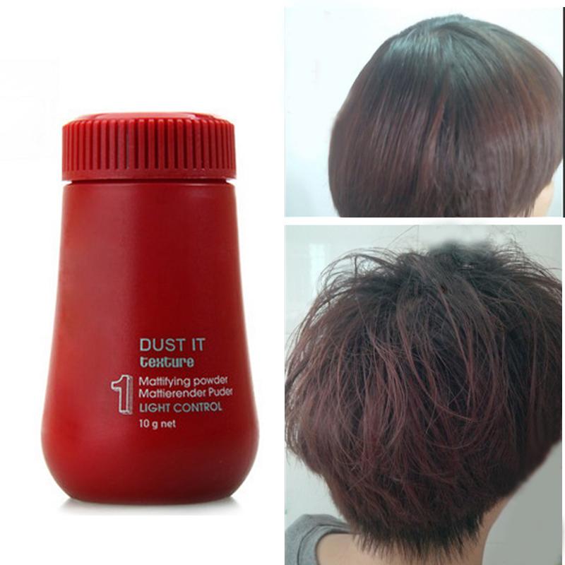 Hot selling/ 2pcs/lot Unisex Hairspray Osis Dust It Hair Powder/Mattifying Powder/Finalize The Hair/Design Styling Gel(China (Mainland))