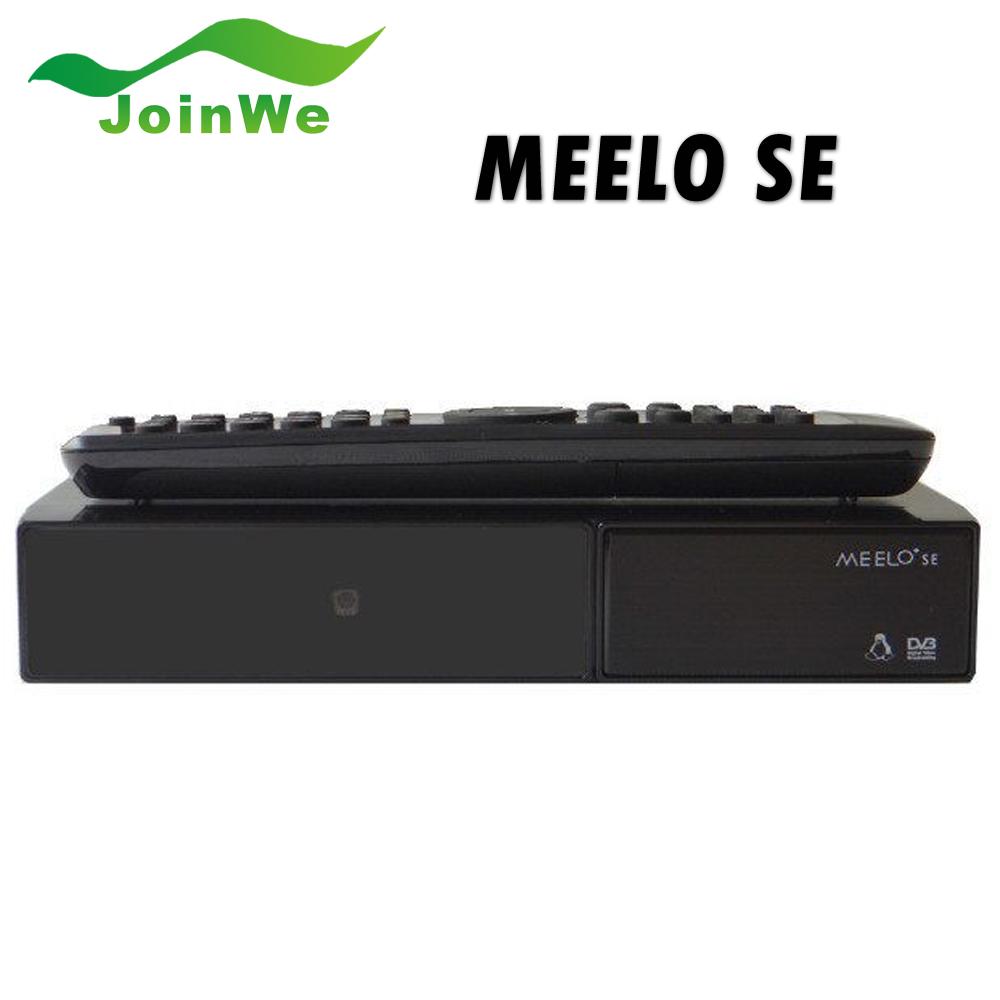 Meelo+ se same as VU SOLO 2 SE Original Software Twin tuner Satellite Receiver Linux 1300 MHz CPU Mini Vu solo2 SE free shipping(China (Mainland))