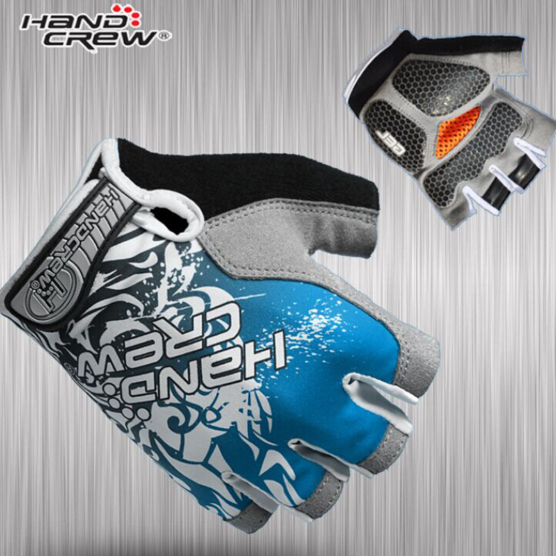 HOT 2013 New GEL Bike Bicycle GEL HANDCREW Half Finger Cycling Gloves outdoor / racing / riding Free Shipping<br><br>Aliexpress