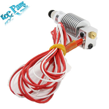 3D printer E3D V6 remote extrusion print head extruder with cable J-HEAD hotend long distance with bowden