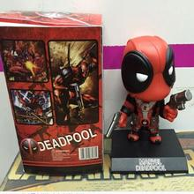 New Deadpool Action Figure X-Men Toy PVC Doll Action Figure Toys For Children Collectible(China (Mainland))
