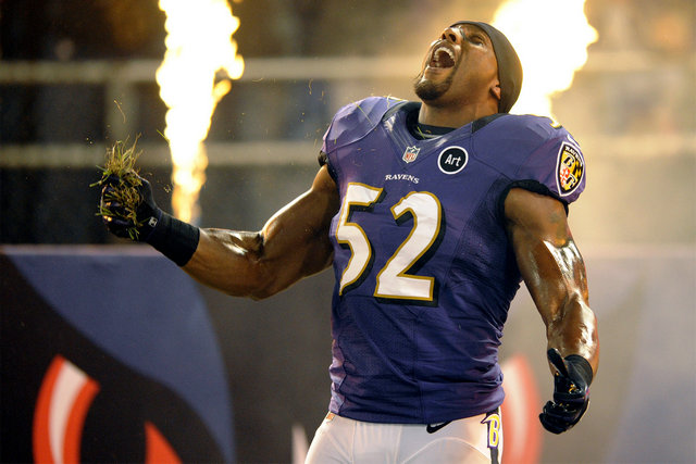 Ray Lewis NFL Football Baltimore & Ravens 52 Sill Canvas wall poster Sports Gym pictures and printings 09(China (Mainland))