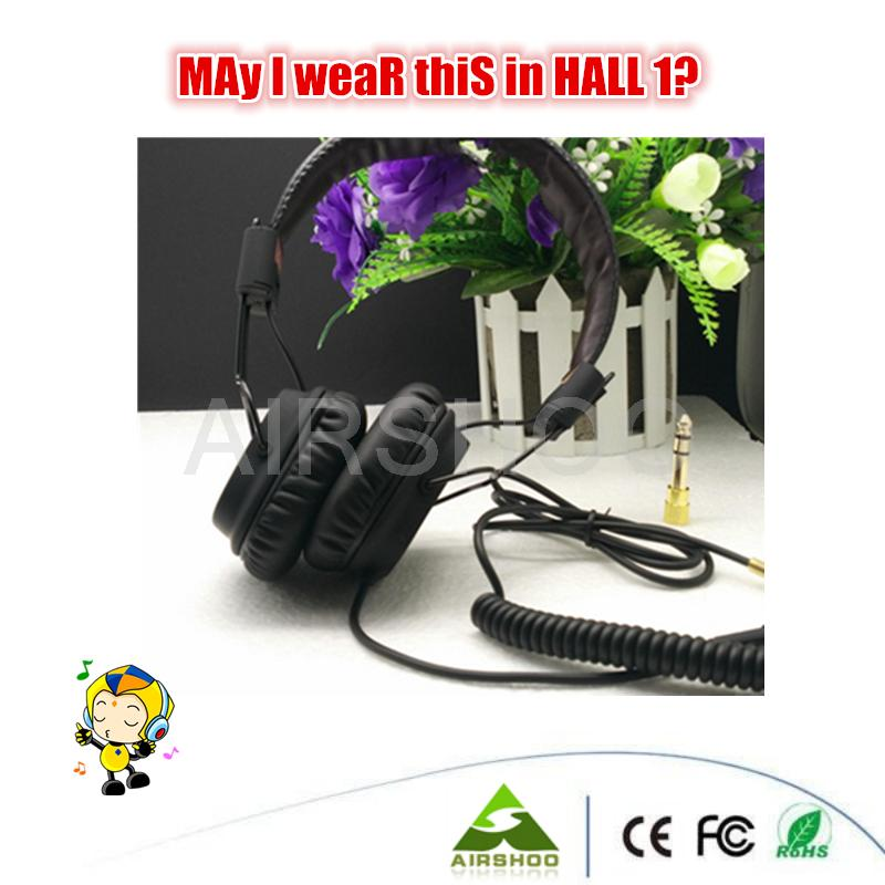 1PC MS Hall Ma jor PC Computer Sport font b Headphone b font With Mic 3