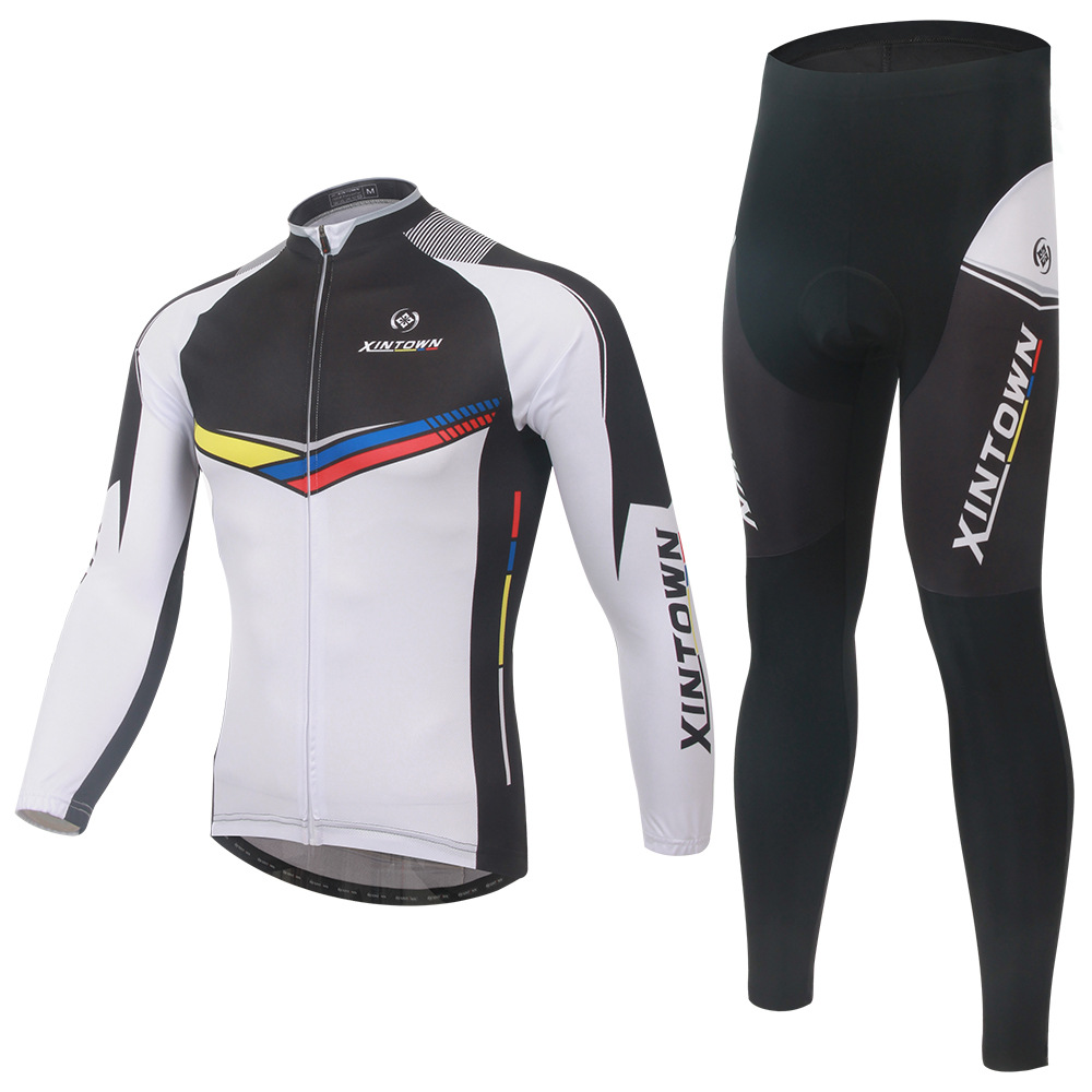 Man 2016 Cycling Jersey For Spring Autumn Bicycle Bike Long Sleeve Sportswear Cycling Clothing CC0367
