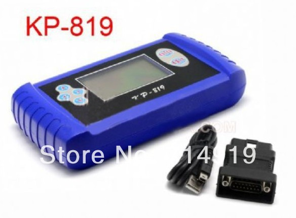 2014 newest kp-819 auto key programmer kp819 one year warranty offer kp 819 scanner selling best(China (Mainland))