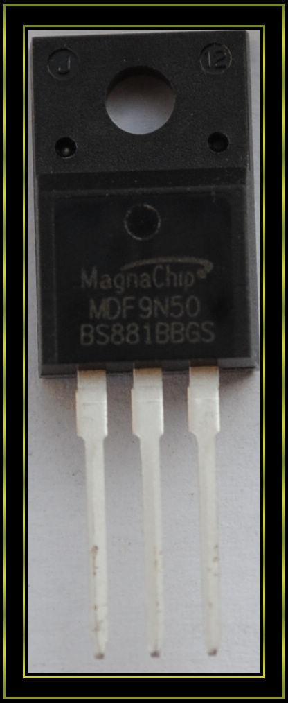10шт! mdf9n50 импортируются Фет irf840 9а 500В для 220f