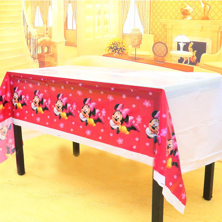 childrens plastic table cloths 2
