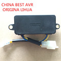 Lihua Automatic Voltage Regulator for generator spare parts LiHua AVR 2KW 2 5KW 3kw 220V single