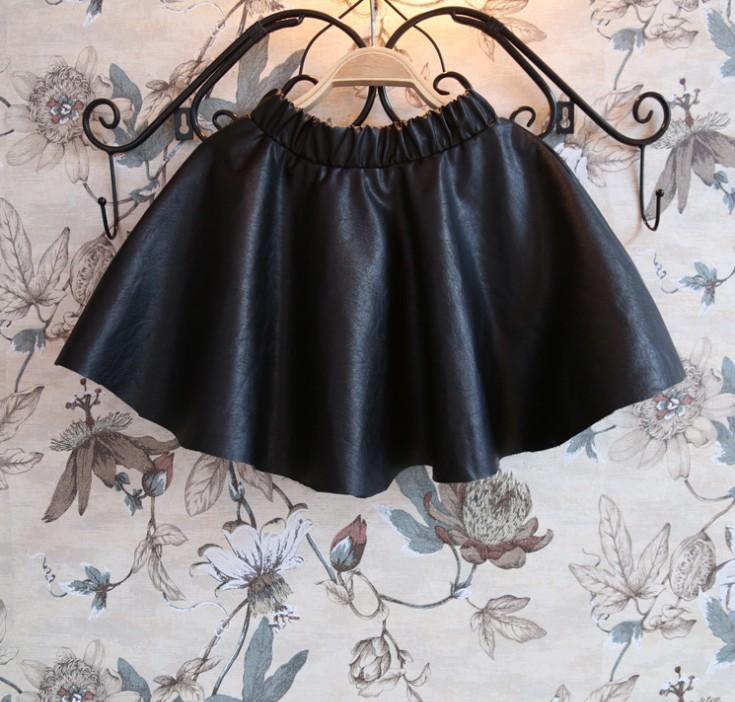 girls tutu skirt children leather skirts kids toddler girl clothing christmas balls 2015  -  Teenage store(drop shipping store)