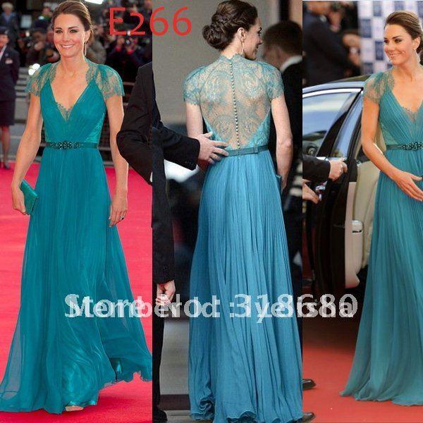 Simple dresses: Formal dress kate middleton