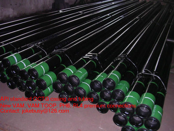 API OCTG casing tubing pipeline premium connection casing and tubing