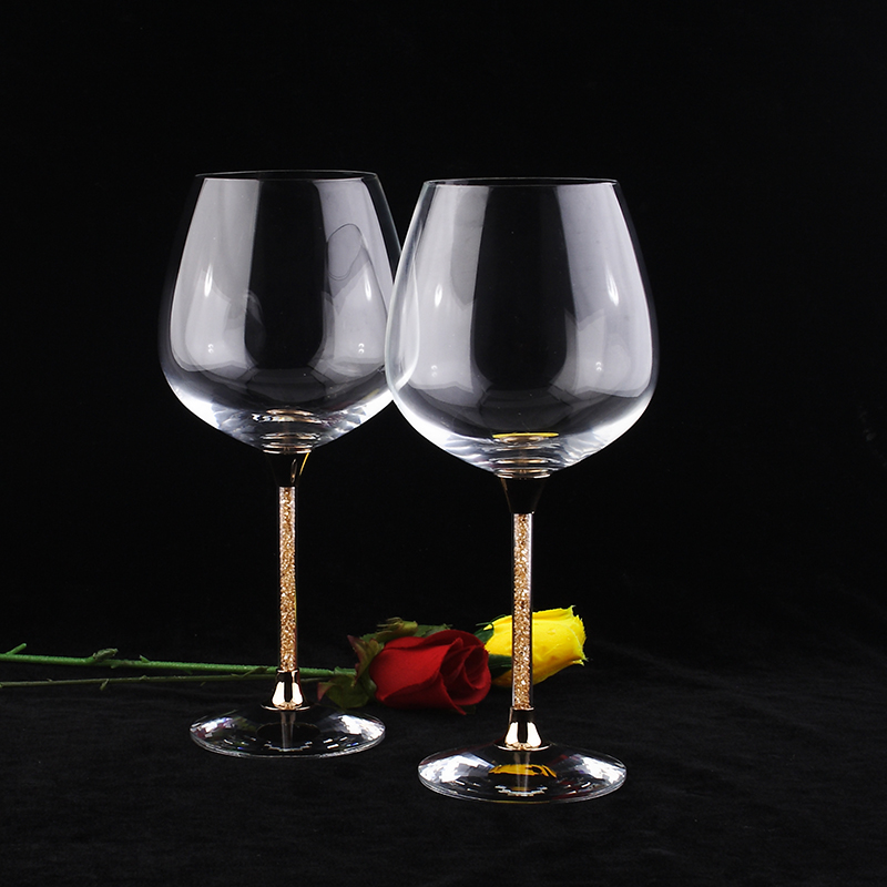 Popular Set Colored Wine Glasses Buy Cheap Set Colored