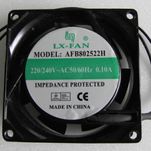 Free Shipping!8025 220V AC fan blower cooling fan axial fan AFS802522H SLEEVE(China (Mainland))