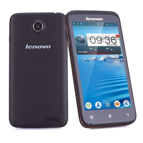 Original Lenovo A398T Android 4.0 Smartphone 4.5 Inch Screen SC8825 Dual Core 1GHz Dual sim WiFi Cell Phone(China (Mainland))