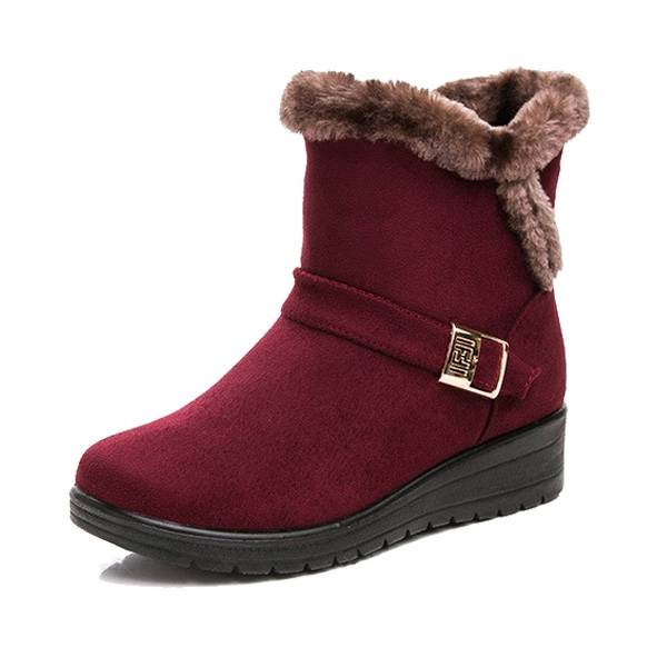 aliexpresscom buy 2015 new suede winter women cute snow