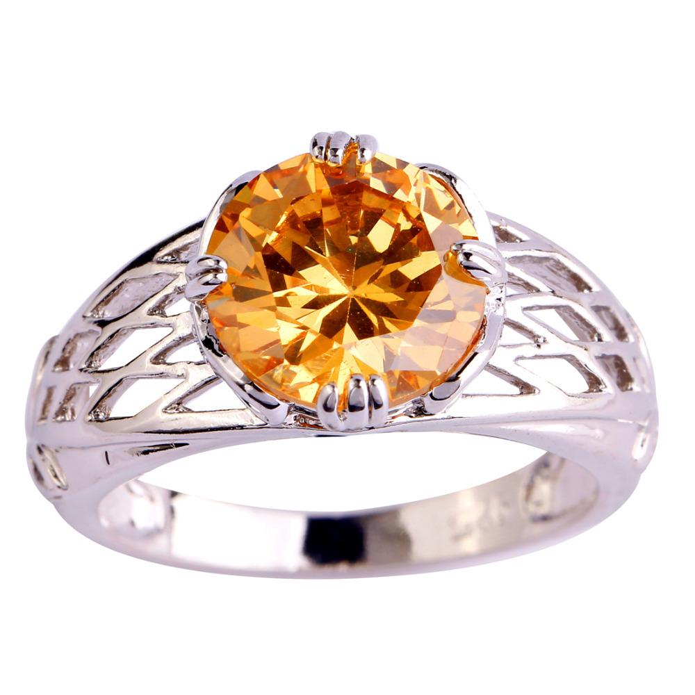 Aliexpress Buy lingmei New Fashion Popular Jewelry Wholesale Morganite