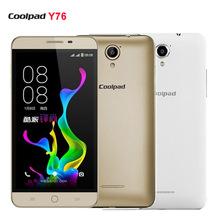 "Coolpad Y76 5.5"" Android 4.4 Smartphone MSM8916 Quad Core 1.2GHz ROM 8GB RAM 1GB GPS GSM & WCDMA & FDD-LTE"