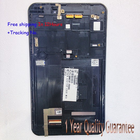 Original quality Touch screen digitizer+LCD display with frame For Asus MeMO Pad 7 ME170 FE170CG fast shipping tracking number