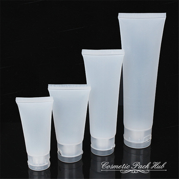 Retail 15ml Plastic Empty Cosmetic Bottles Facial Cleanser Hand Cream Packaging Container Hosepipe Tubes Bottles