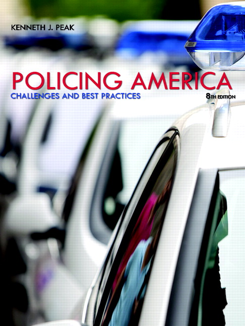 [Test Bank] Policing America Challenges and Best Practices 8th(China (Mainland))