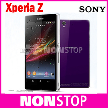 Sony Xperia Z c6603 Original Unlocked Mobile Phone Sony L36h 16GB Quad-core GSM WIFI GPS 5.0'' 13.1MP Sony Xperia C6603 C6602(China (Mainland))