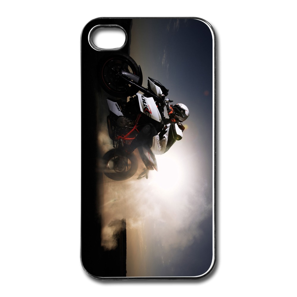 Funny Customize For Iphone 4s Case KTM 990 Super Duke Make Your Own Covers For Iphone 4 Fashion Style(China (Mainland))