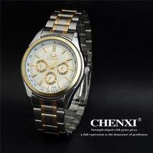 Fashion Mens Watches Casual Gold Watch Diamond Quartz Wristwatches Clock reloj montre homme Relogio Masculino CX
