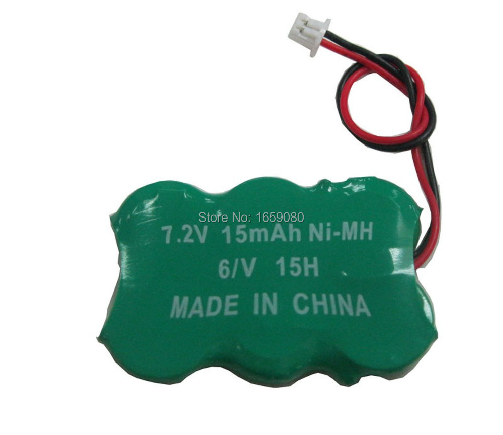 1Set (5PCS) 7.2V 15mAh CMOS RTC Battery 6/V15H For Laptop Dell Latitude 4150 PP01L LS LSt C510 C610 C640(China (Mainland))