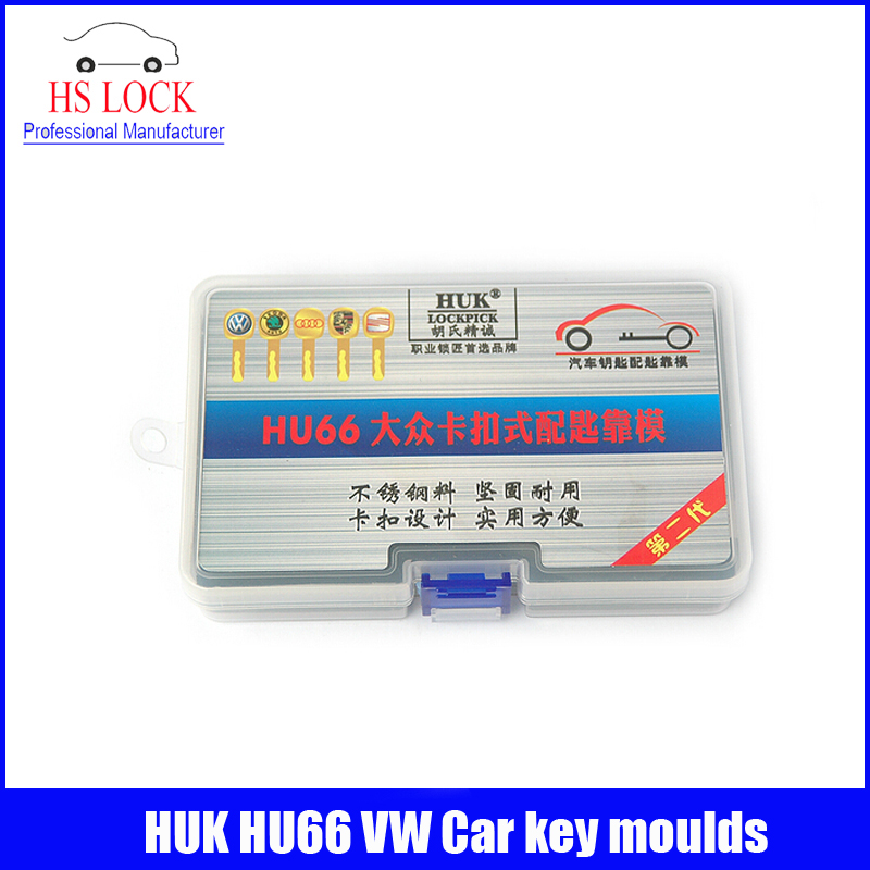 100% Original HUK HU66 car key moulds+ key code for key mould Car Key Profile Modeling<br><br>Aliexpress