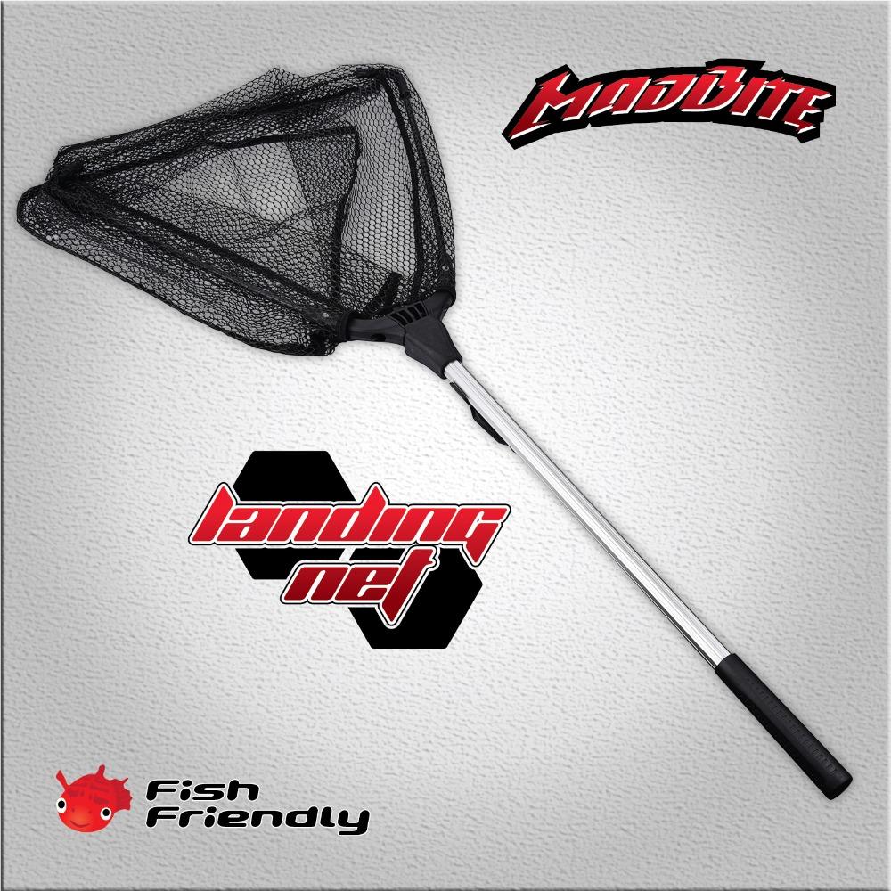 KastKing 90cm 160cm 210cm Folding Fishing Net Retractable Telescoping Aluminum Alloy Pole Super Large Folding Landing Net(United States)