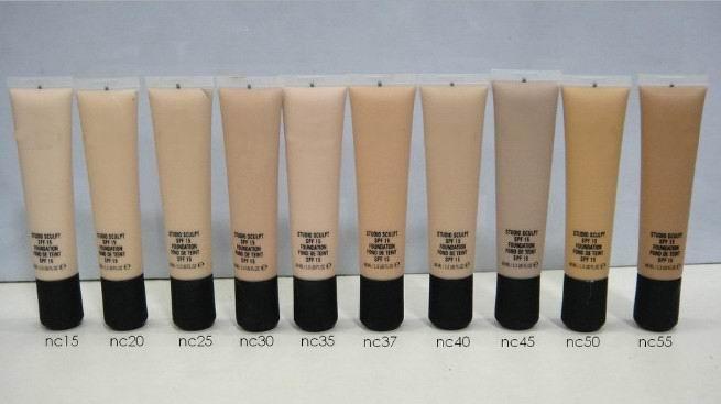 free shipping Makeup  SPF 15 FOUNDATION Liquid 40g(80pcs/lot)+free gift!<br><br>Aliexpress